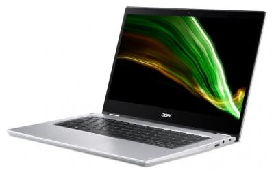 ACER Spin 1 SP114-31N-P7BW Pure Silver