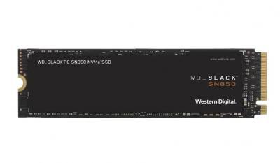 Western Digital SSD M.2 PCIe 1TB Black SN850 NVMe