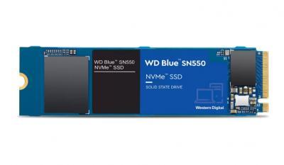Western Digital SSD M.2 PCIe 250GB Blue SN550 NVMe