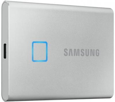 Samsung Externý disk T7 Touch SSD 2TB USB-C 3.1