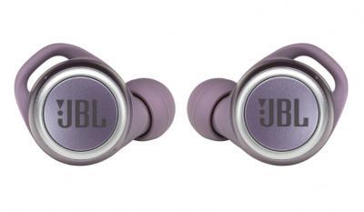 JBL Live 300TWS slúchadlá fialové