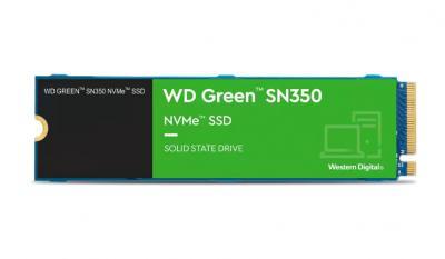 Western Digital SSD M.2 PCIe 2TB Green SN350 NVMe